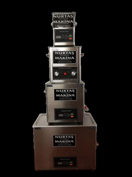 Masaüstü Ultrasonik Yıkama Makineleri