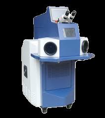 Lazer Punta Kaynak Makinası (200 J)